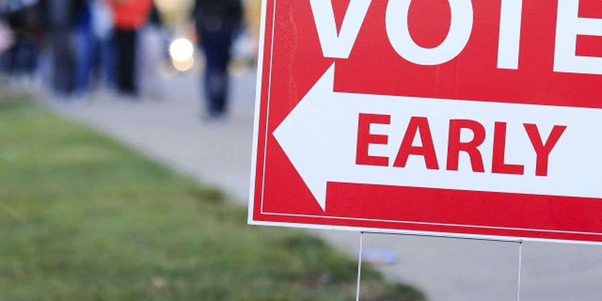 When and where to early vote in South Florida, Treasure Coast