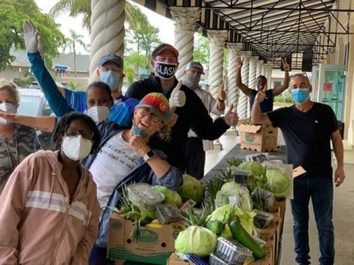 Palm Beach County organizations helping to feed families