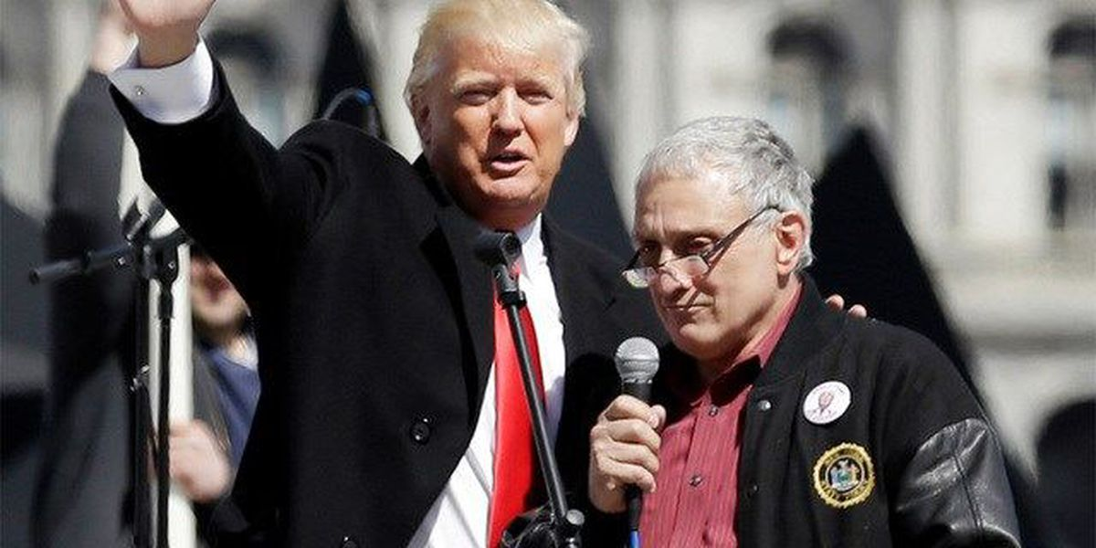 Trump co-chair wishes death on Obama