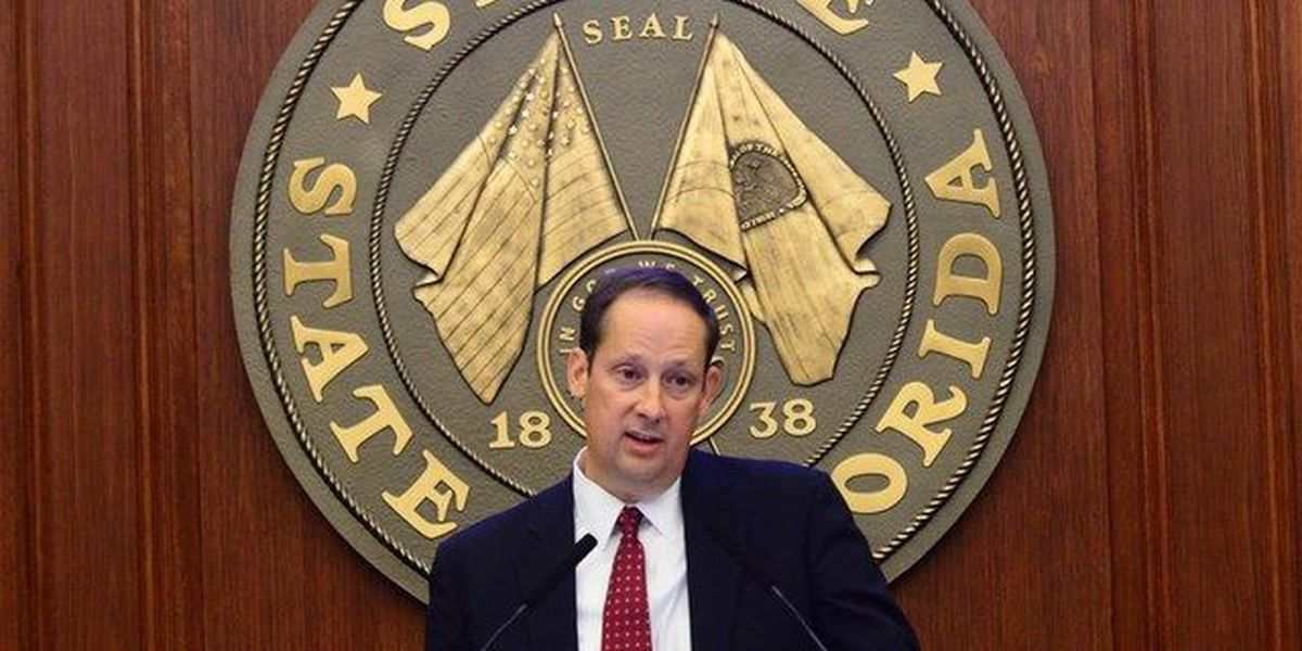 Sen. Joe Negron steps down from job at law firm