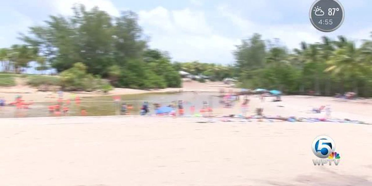 Heavy rains to blame for recent beach closures