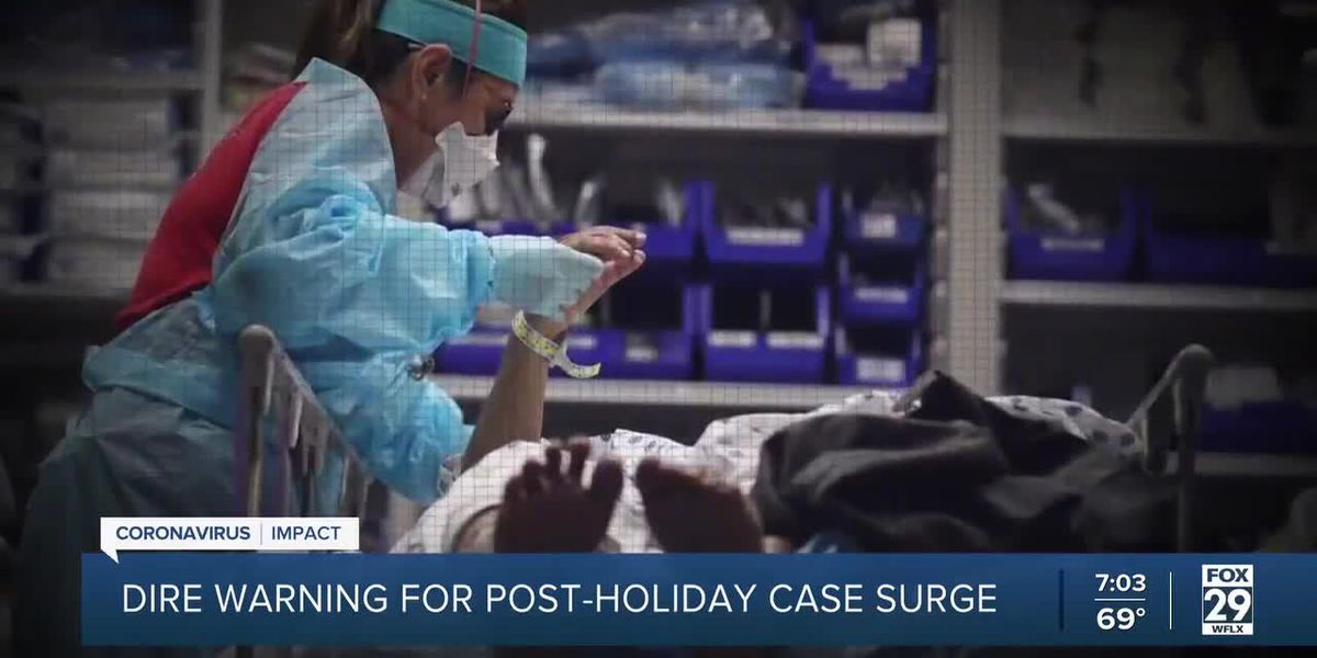 Health experts warn of coronavirus spike after holiday travel