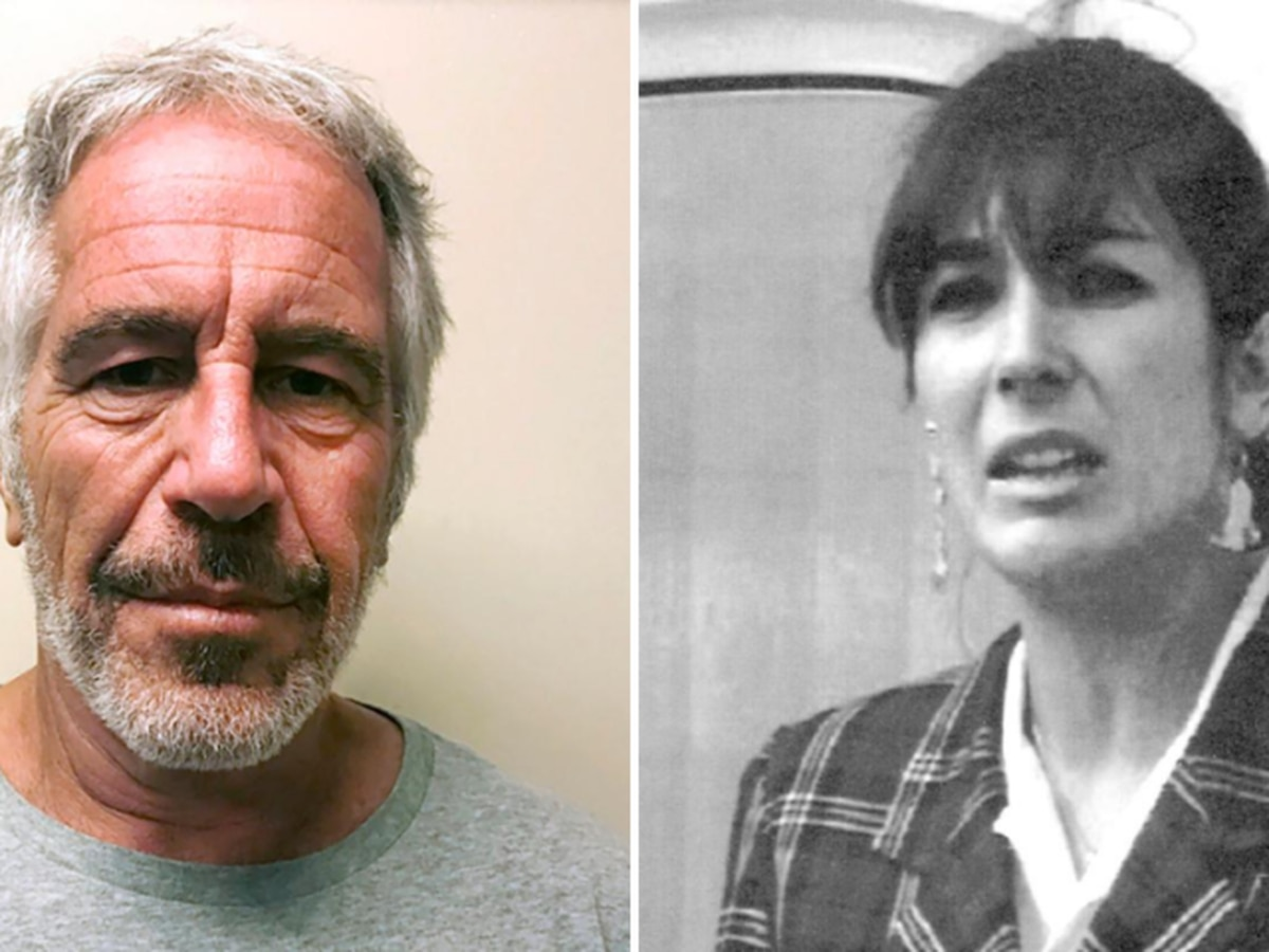 400-page deposition of Ghislaine Maxwell released Thursday