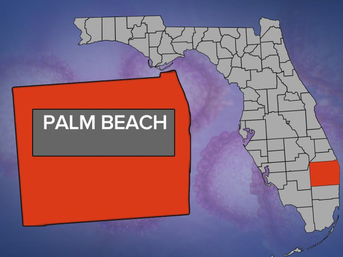 State coronavirus deaths rise by 45, including 7 in Palm Beach County