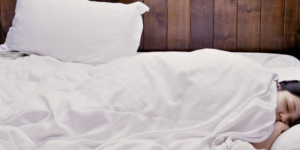Doctor recommends 'sleep hygiene' amid pandemic stress