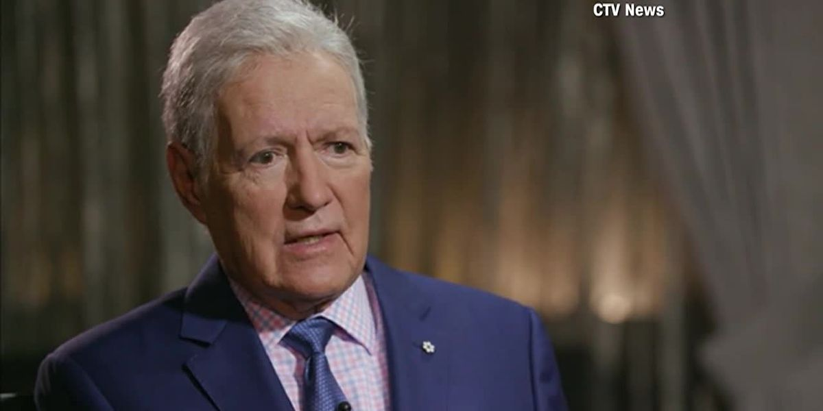 Alex Trebek on his cancer battle