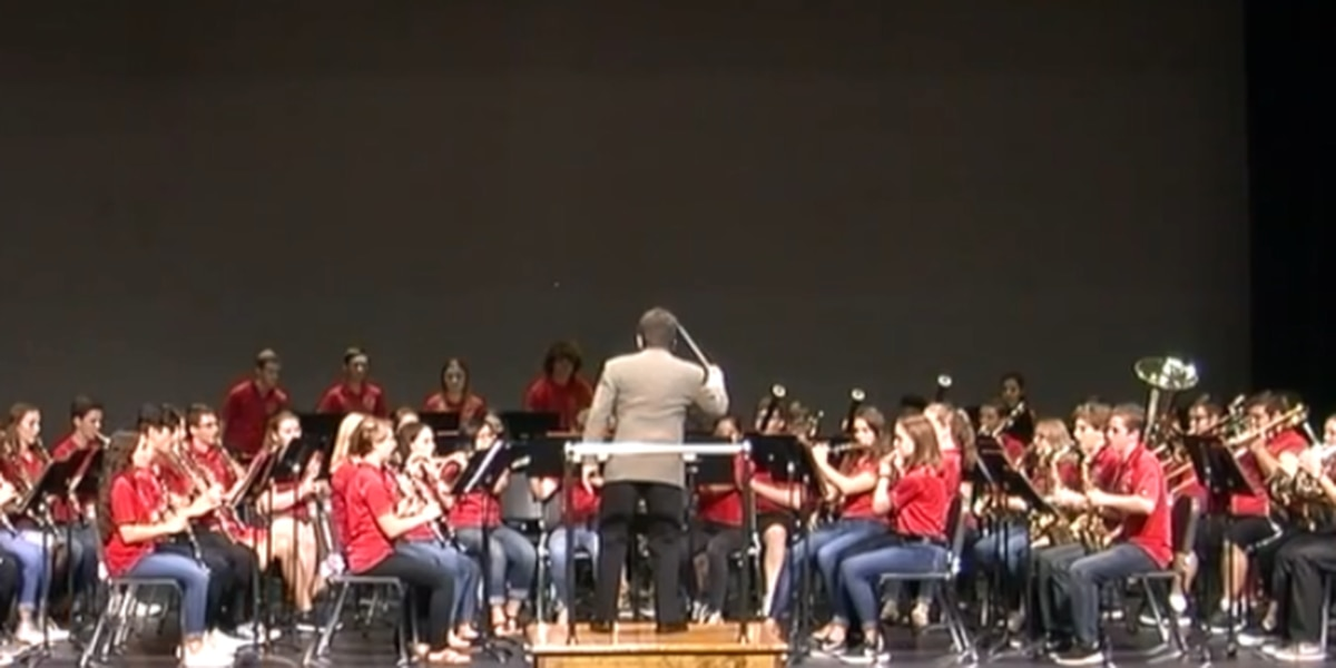 Vero Beach HS band invited to march in London