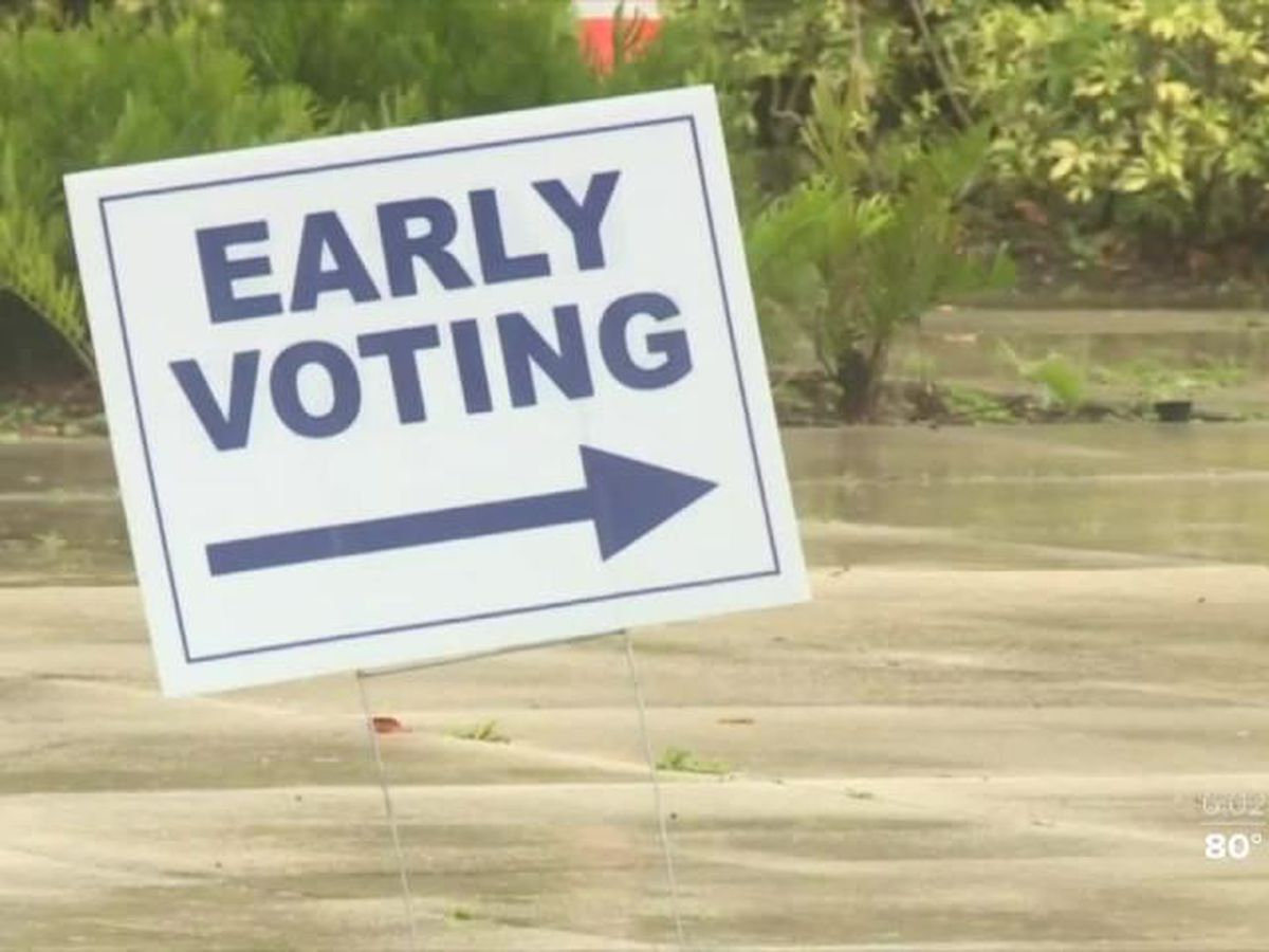 More than 300K Floridians voted early on first day