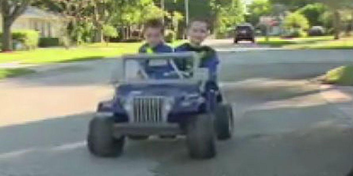"""""""Kindergarten Cops"""" fighting crime in Boca Raton"""