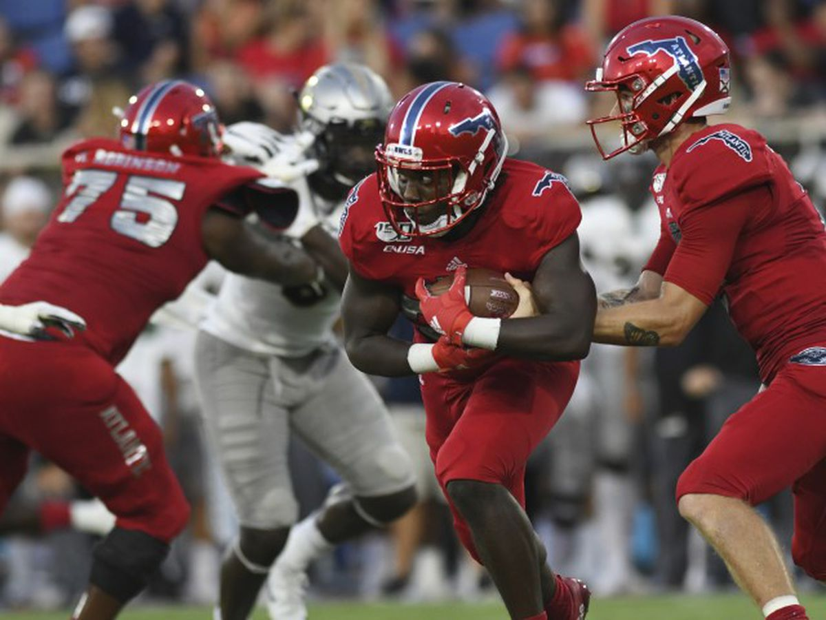 FAU football game against USF postponed