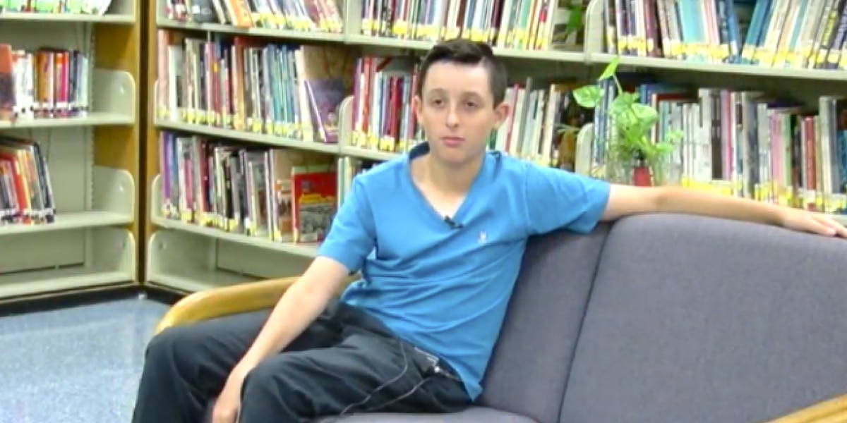 Teen writes about the times he was bullied in 'Do the Write Thing' essay