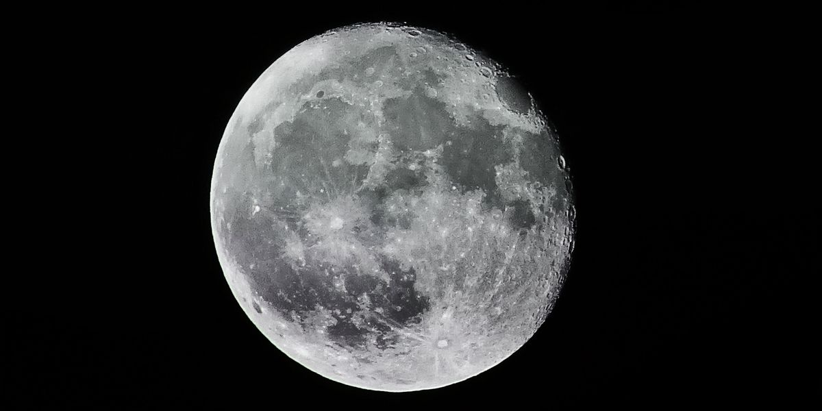 Rare full moon to illuminate night sky on Friday the 13th