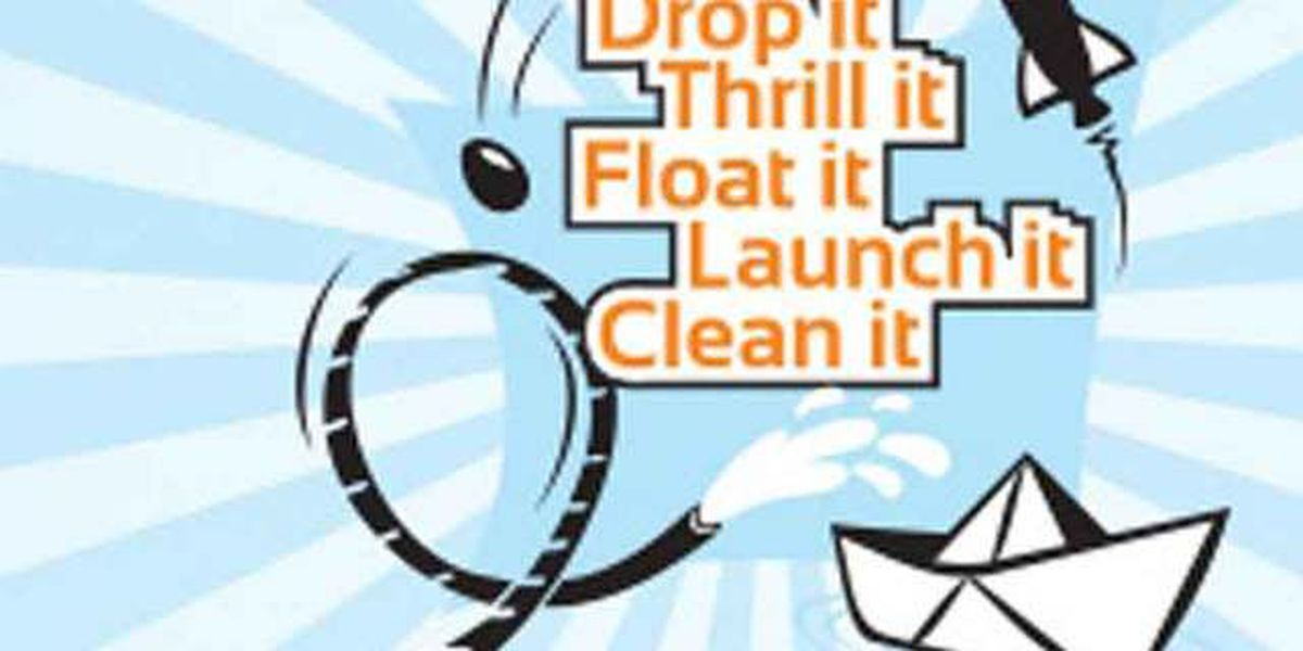 Drop it, Thrill it, Float it, Launch it, Clean it engineering competition