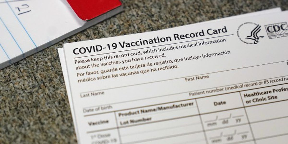 How can I prove that I'm vaccinated?