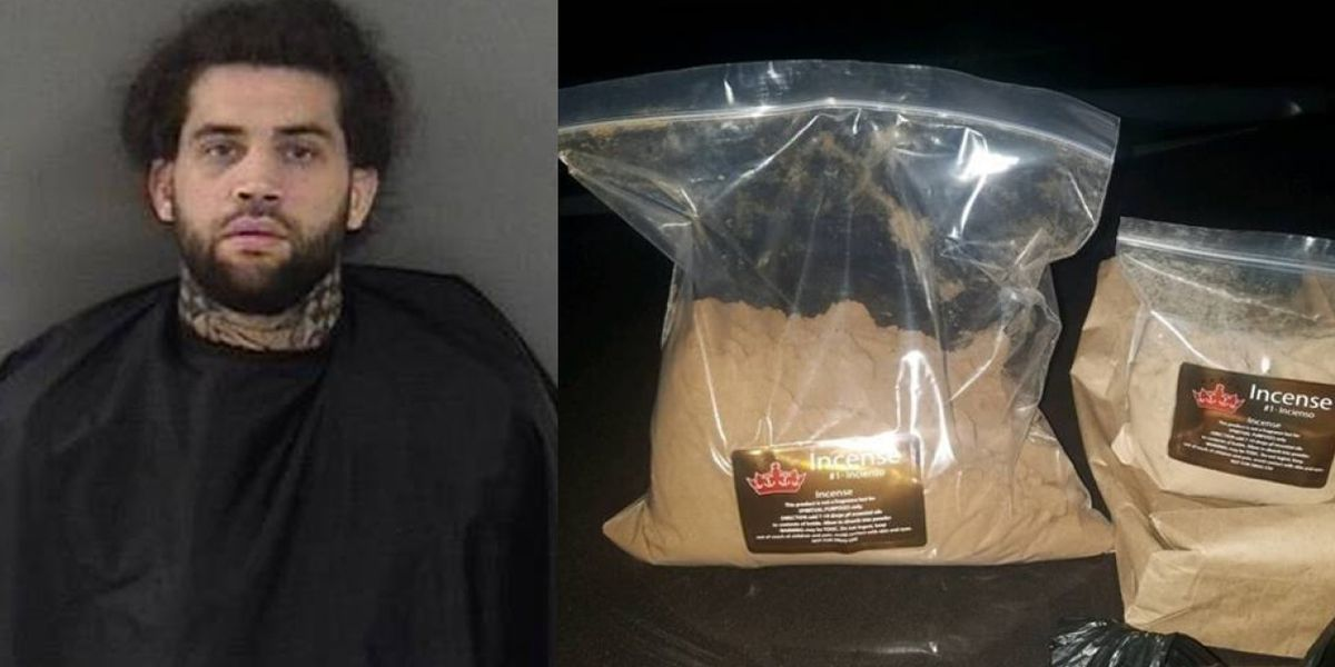 $150,000 in drugs confiscated during Indian River County traffic stop