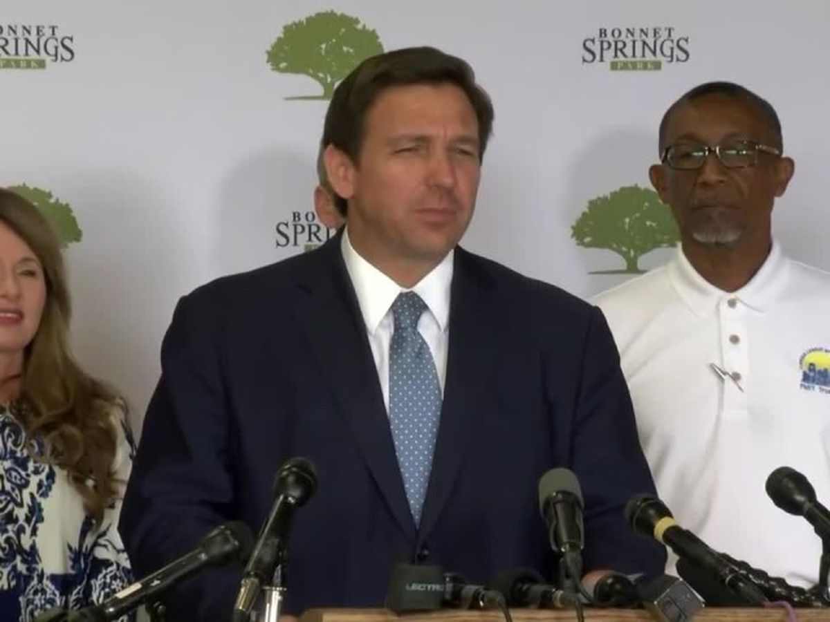 DeSantis criticizes CDC for 'huge mistake' in handling J&J vaccine