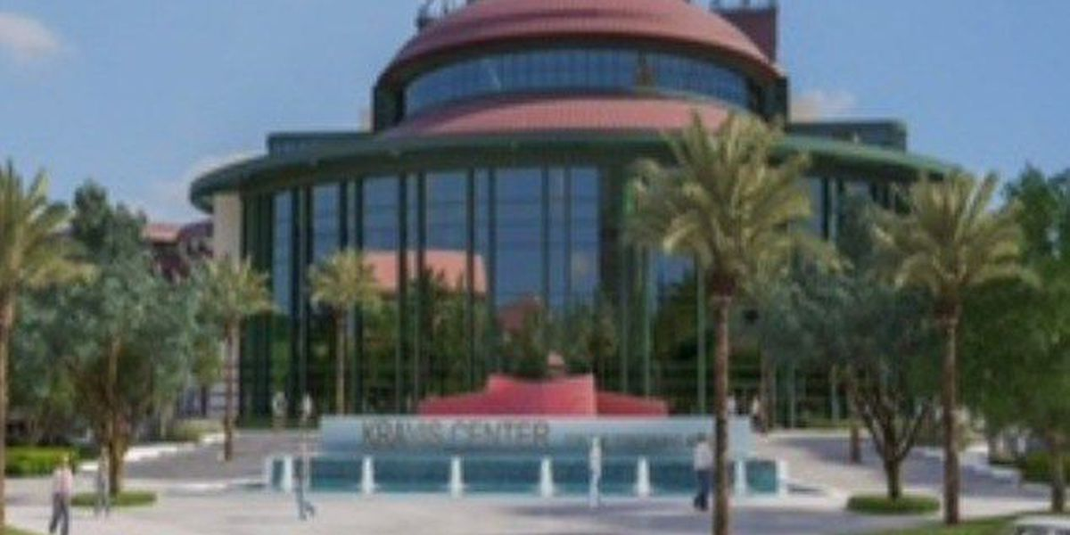 Kravis Center expansion plans approved