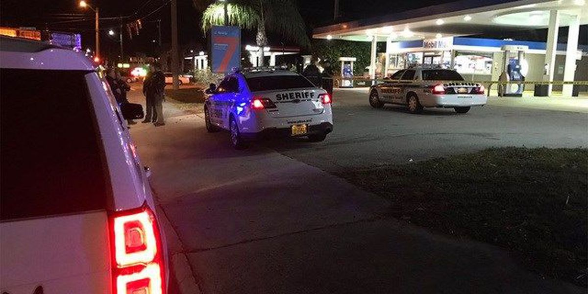 PBSO: One person shot Sunday morning in Lantana