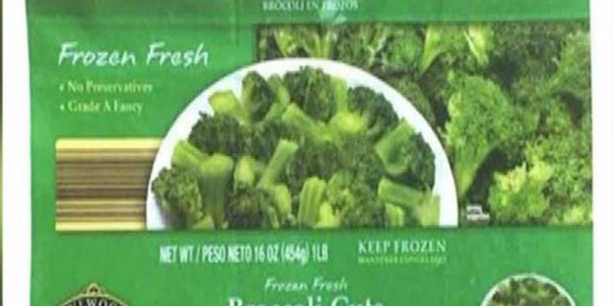 Frozen broccoli recalled over listeria fears
