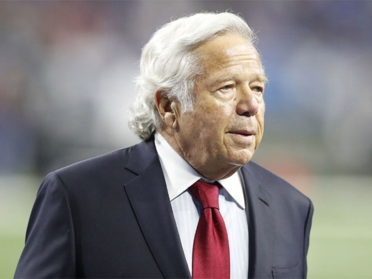 Robert Kraft files motion to keep hidden camera videos from Jupiter spa bust private