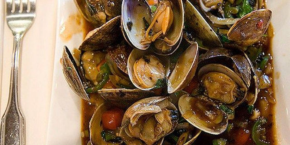 Harvest of clams continues to dwindle