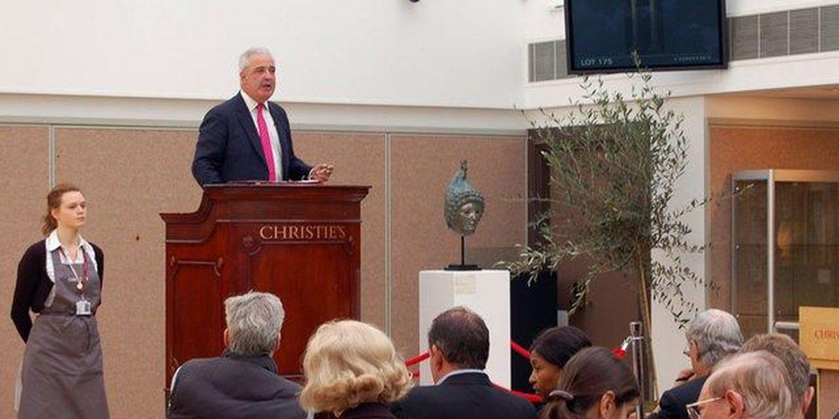 Rockefeller art auction fetches $646M