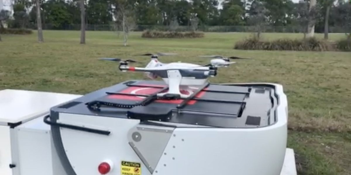 FPL uses drones to improve service after storms