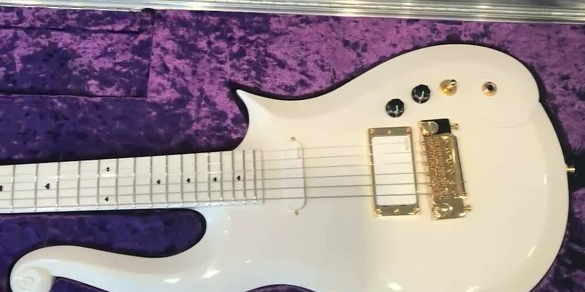 Paisley Park files suit over Prince's iconic guitar
