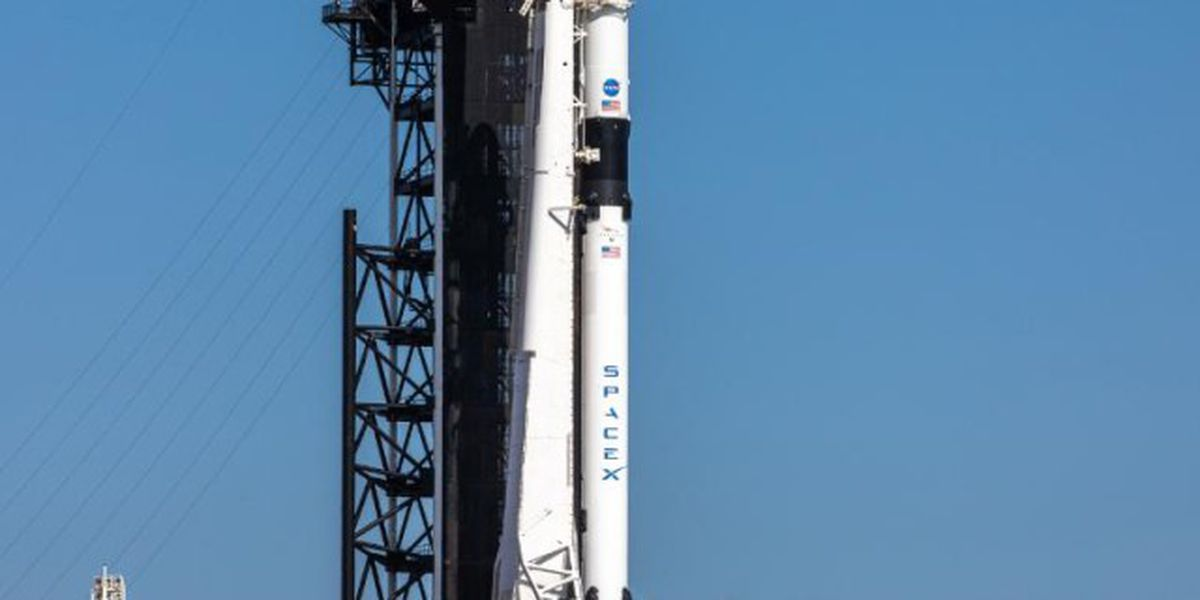 NASA, SpaceX prepare for launch do-over