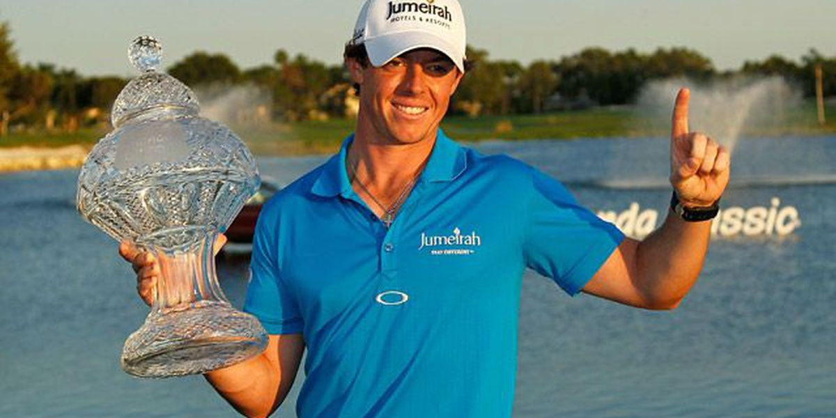 Top ranked Rory McIlroy commits to 2015 Honda Classic