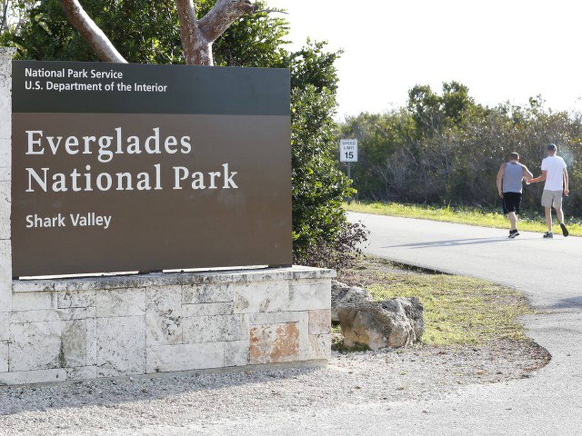Admission to national parks are free today