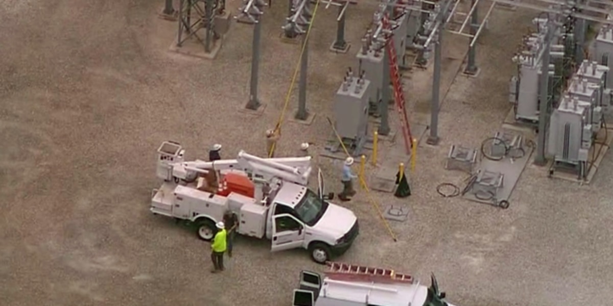 Person injured at FPL substation in Palm Beach County