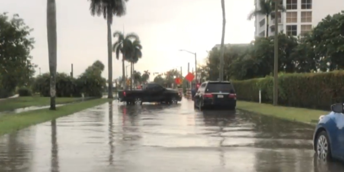 Historic West Palm neighborhood growing tired of potholes and flooding
