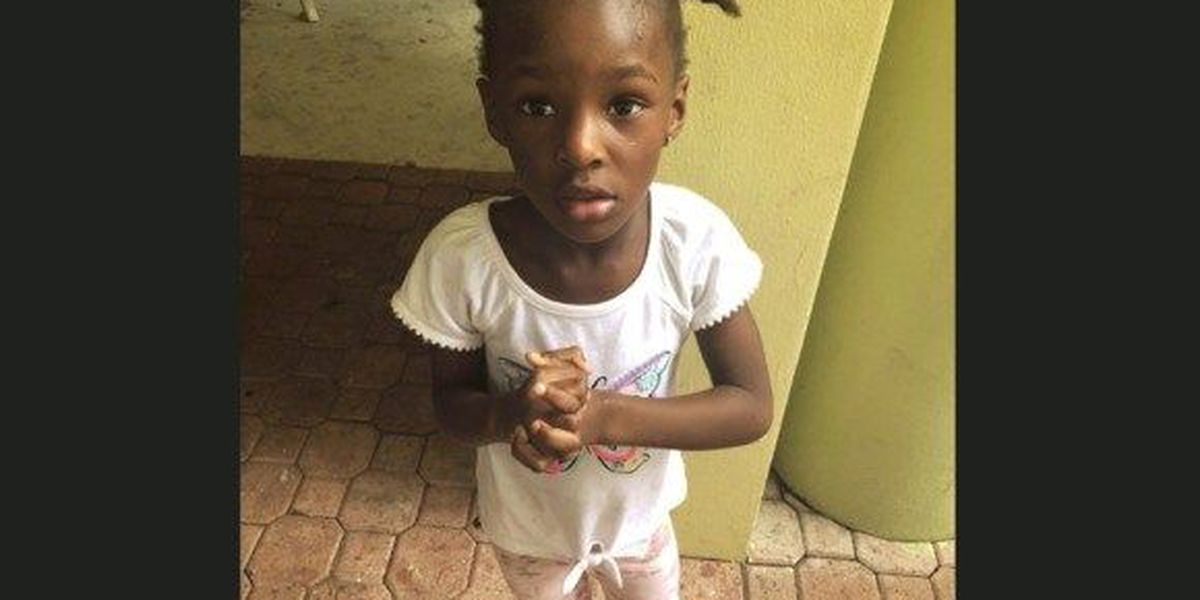 Mother of girl found in Boynton now at PD