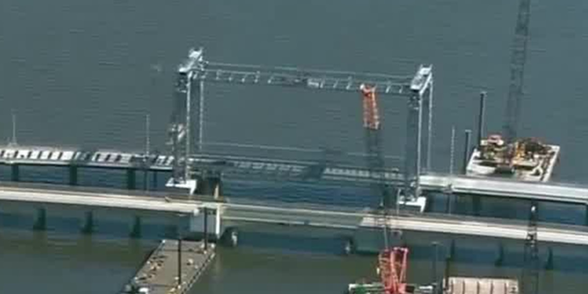 Temporary bridge opens off Southern Blvd.