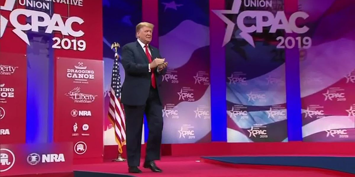 Conservative gathering to feature Trump's false fraud claims
