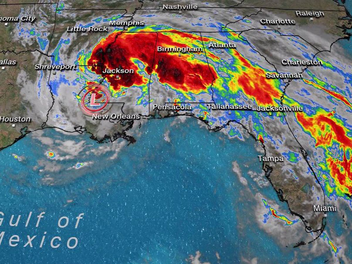 Cristobal to merge with new storm system after lashing South