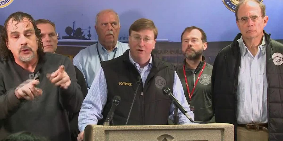 Governor says four assisted evacuations were performed Saturday