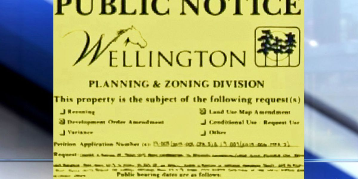 Plan to develop on Wellington nature preserves moves forward