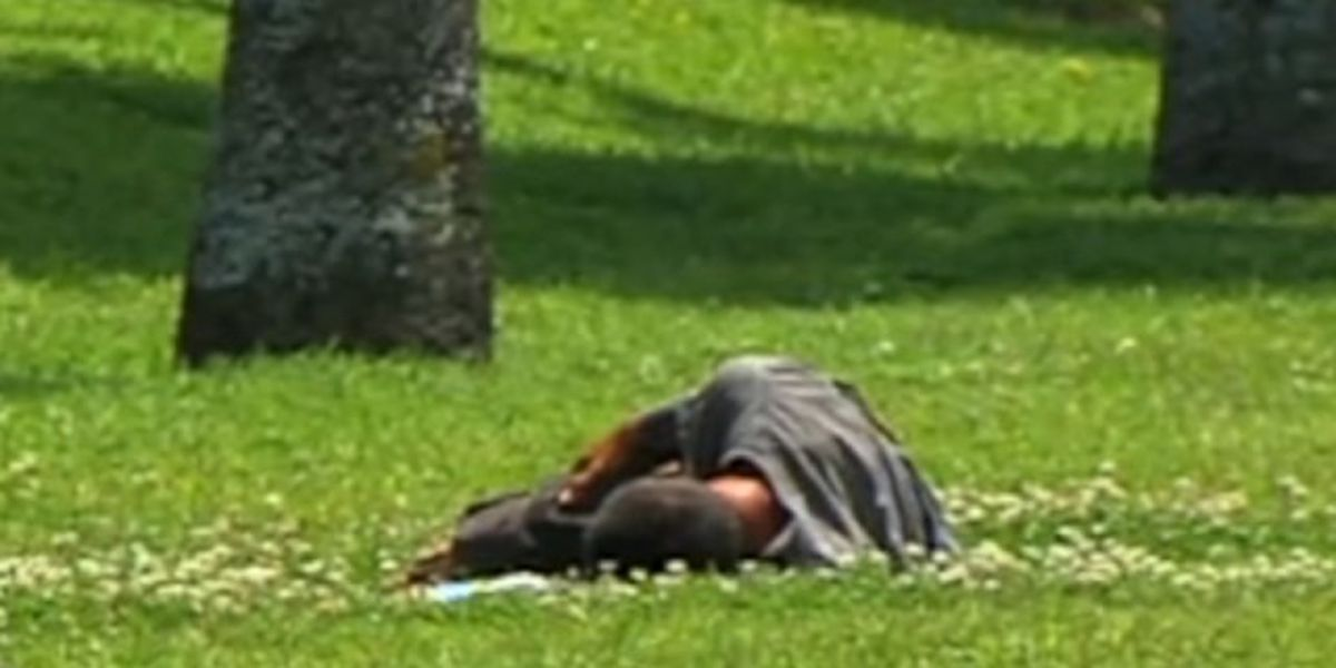 West Palm Beach proposes ordinance to prohibit camping and sleeping in public areas