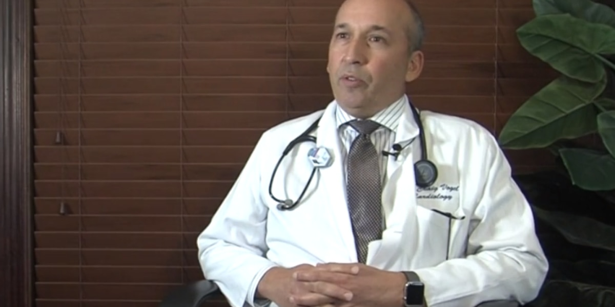 Local doctor shares harrowing journey to save Bahamian man's life