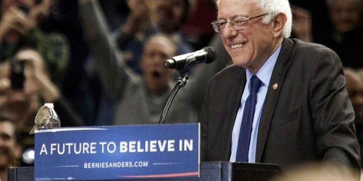 Sanders wins 3 states; Clinton retains big delegate lead