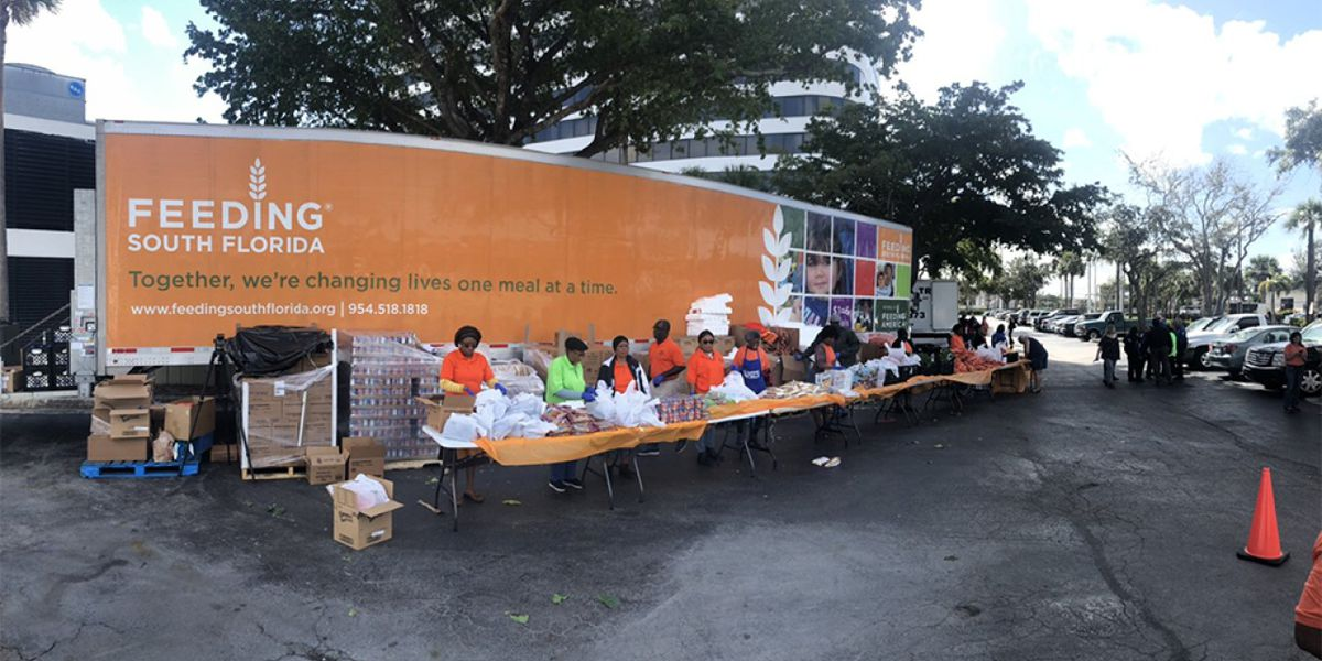 Feeding South Florida distributes food, seeks donations for furloughed federal workers