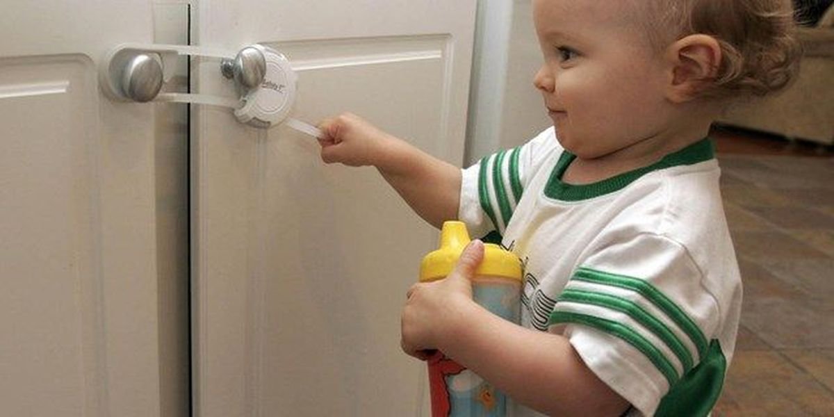 Childproof your home for the holidays