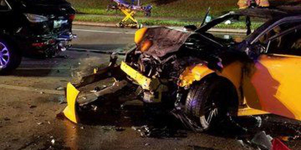 4 Hurt in crash on U.S. 1 in Stuart