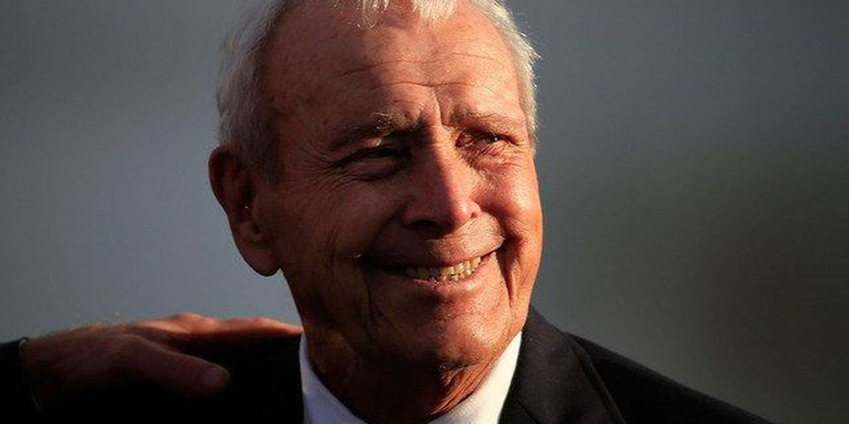 Arnold Palmer's first signature course for sale