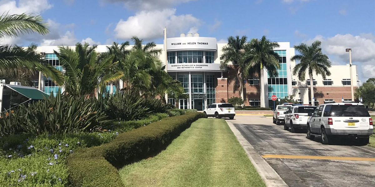 All clear given after suspicious item found at Indian River State College in Port St. Lucie