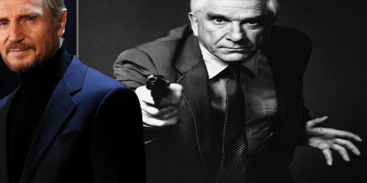 Liam Neeson could turn to different kind of gun