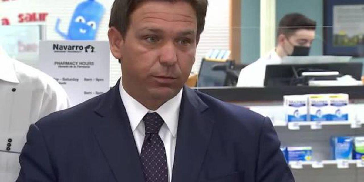 DeSantis wants Legislature to limit 'local government pandemic powers'