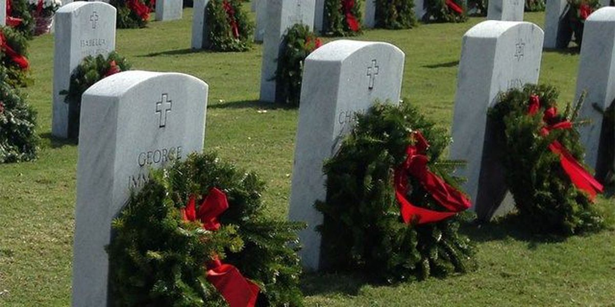 'Wreaths Across America' fundraiser Monday in Port St. Lucie